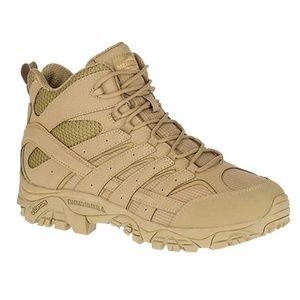 Merrell Moab 2 Tactical Waterproof Desert Boots